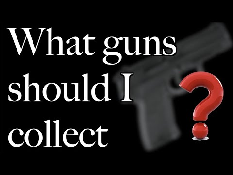 What Guns Should I Collect?