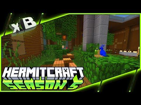 THE AVIARY! :: HermitCraft Season 5 :: Ep 58
