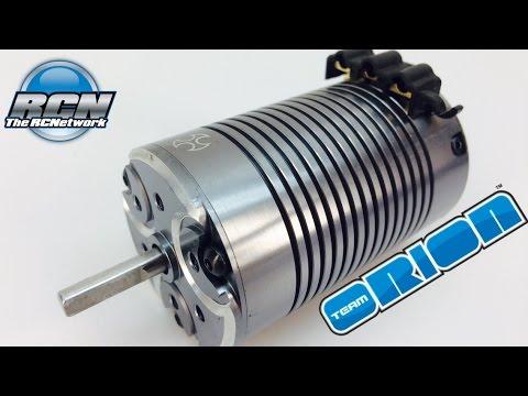 NEW Team Orion Vortex VST2 PRO 690 4P 2100KV Brushless Motor ORI28271