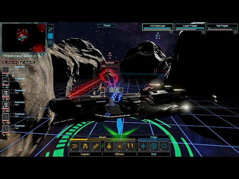 The Mandate: Space Combat walkthrough with Charles