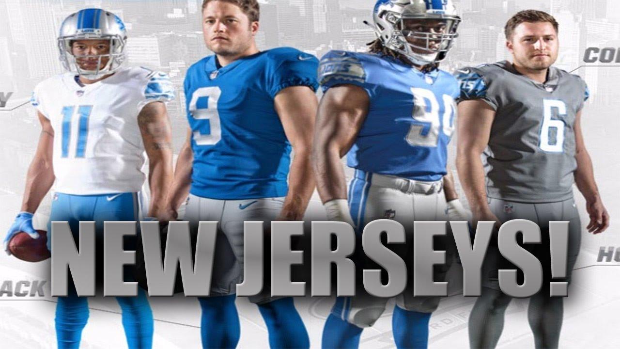 2b347fff CP Sports Talk - New Lions Jerseys!