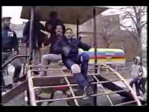 NYC Break Dance Contest 1983 @ ROXY