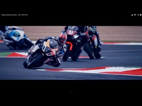 Extreme Motorcycle Race   BOL D'OR 2013