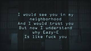 """Tom Morello - """"Lead Poisoning"""" ft. GZA, RZA, and Herobust (Official Lyric Video)"""