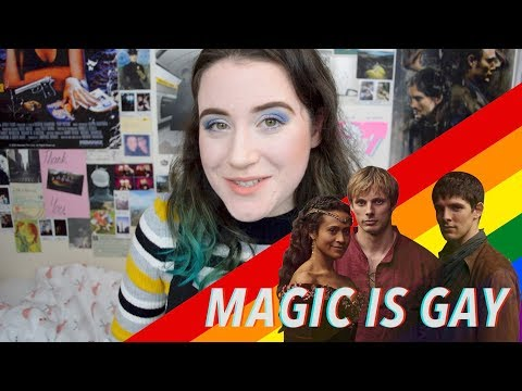Magic is Gay: A Queer Reading of BBC Merlin