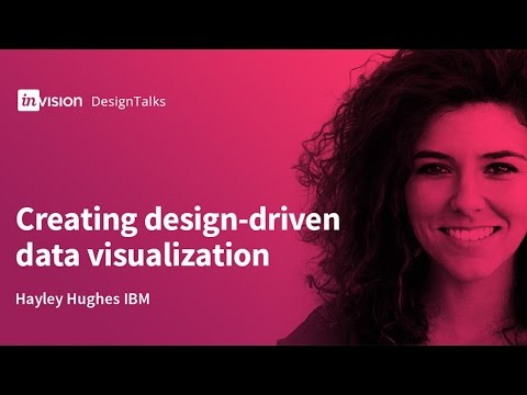 DesignTalk Ep. 49: Creating design-driven data visualization with Hayley Hughes of IBM