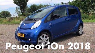 Review: 2018 Peugeot iOn. Echt niet zo achterhaald als je denkt