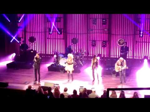 Little Big Town - When Someone Stops Loving You (Nashville 2/25/2017)