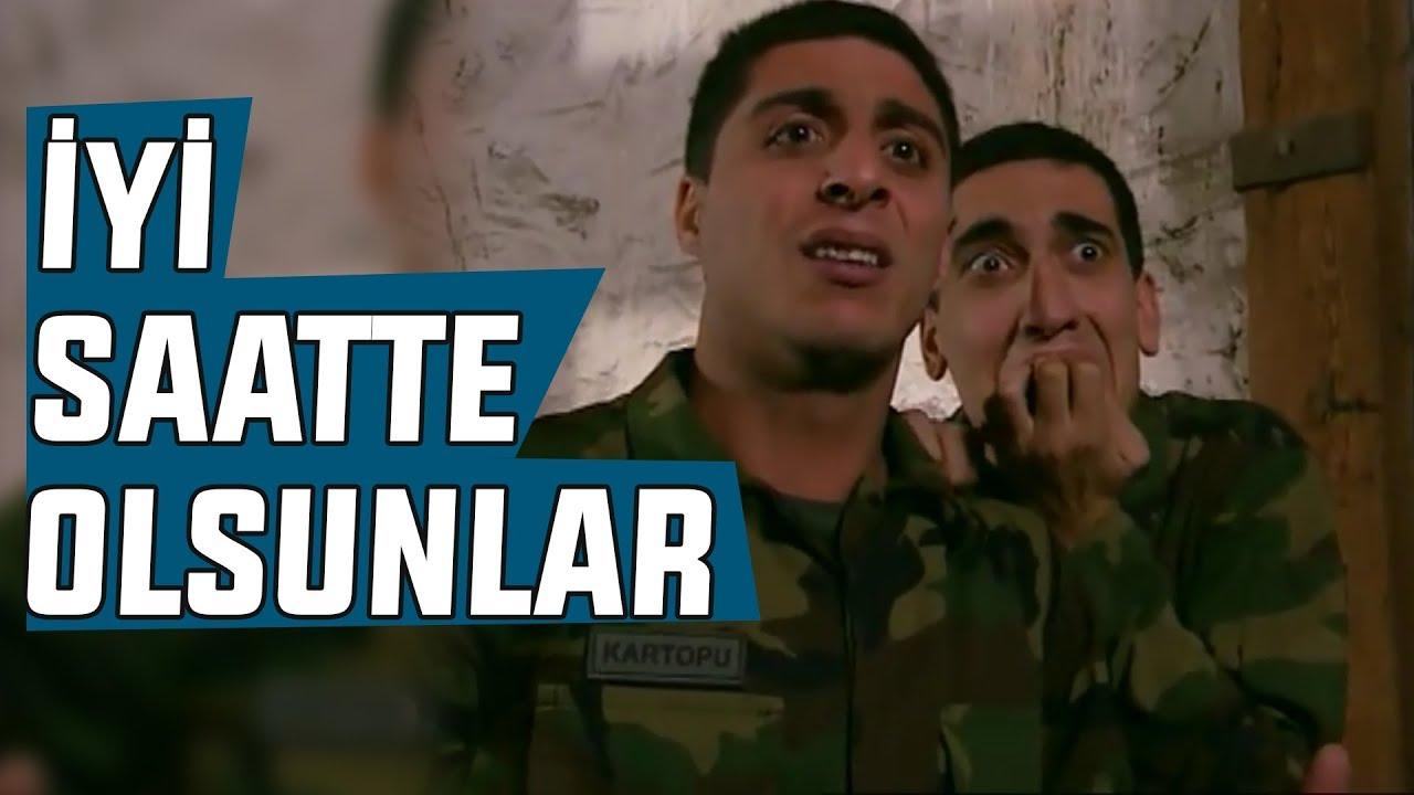 Askerlerin Başına Musallat Oldular! - Kartopu ve Tosun'un BAŞI DERTTE!