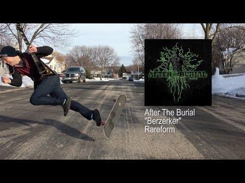 Doing the Riffs Episode 93 After The Burial  Berzerker