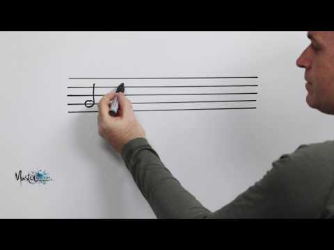 028 Drawing notes with stems correctly