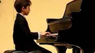 Ben Gottesman Piano - The Entertainer - Joplin