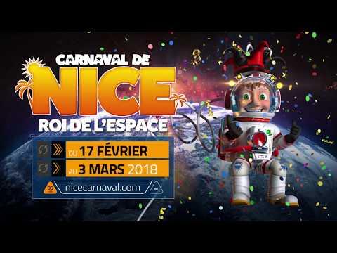 Teaser Carnaval de Nice 2018