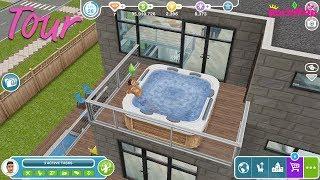sims freeplay mezzanine template