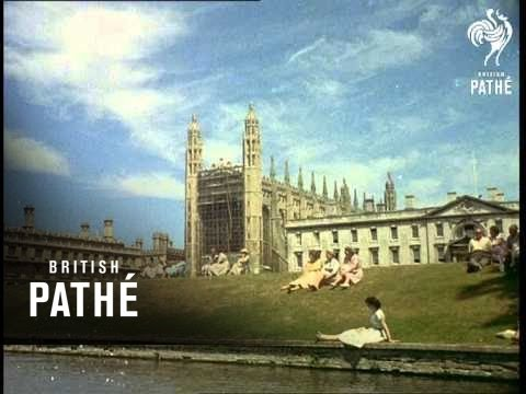 Cambridge Backs (1957)