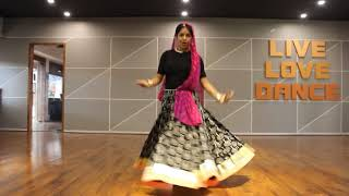 GHOOMAR / SIMPLE EASY STEPS/ GHOOMAR FOR SHADI/ WEDDING SANGEET/ RITU'S DANCE STUDIO SURAT.