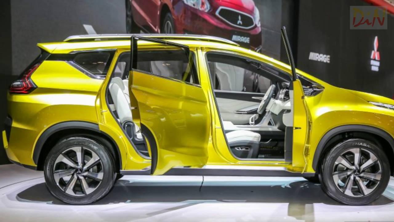 Mitsubishi XM Concept Crossover MPV
