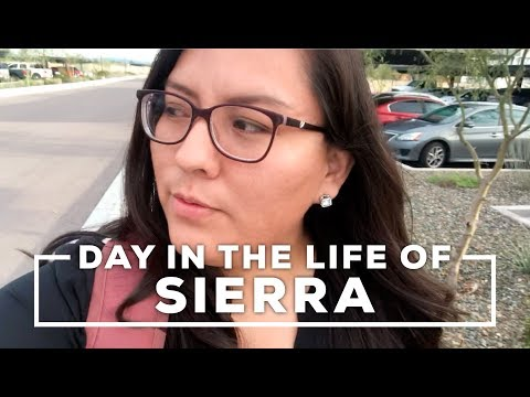 DAY IN THE LIFE OF SIERRA
