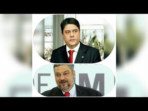 VÍDEO 3031. WADIH DAMOUS FALA ACERCA DE ANTÔNIO PALOCCI.