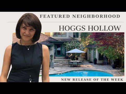 TORONTO BEST NEIGHBOURHOODS. HOGGS HOLLOW