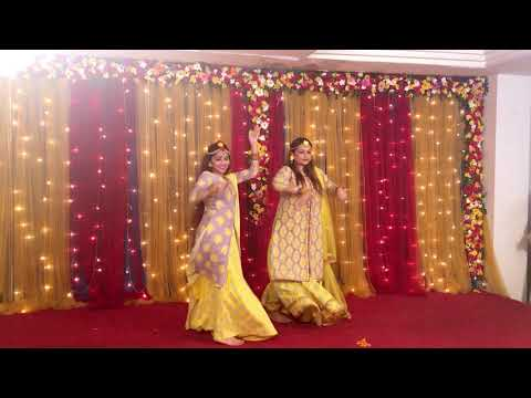 12 - Laila  - Priyanka & Rumpa Bangladeshi Wedding Dance Performance