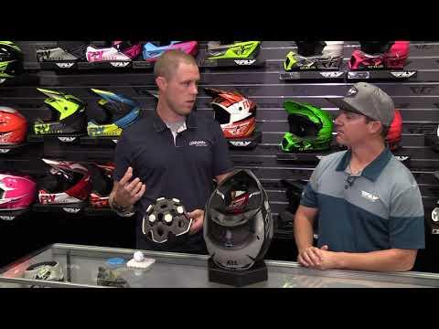 NEW FLY Racing Formula Helmet