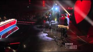 Beau Monga - Silly Love Songs (The X Factor New Zealand 2015) [Live Show 9]