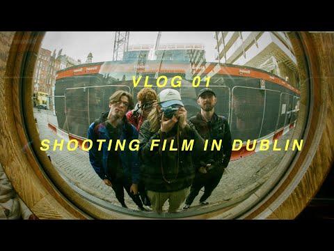 Vlog 01   Shooting film in Dublin