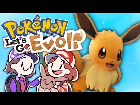 Mit Evoli in die Welt der Pokémon! | 01 | Pokémon Lets Go: Evoli