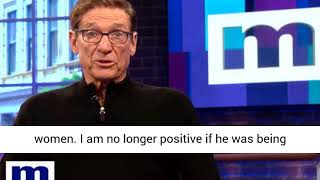 Are Maury Povich And Jerry Springer Part Of A Conspiracy