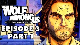 The Wolf Among Us - Episode 3: The Crooked Mile, Part 1: Funeral (PC Gameplay Walkthrough)