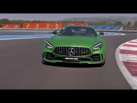 Mercedes-AMG GT-R 2019