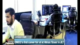 Dubai One TV - DMCC Career Fair