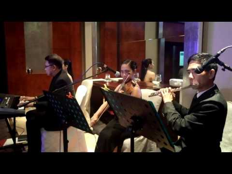 Can't Help Falling in Love - WEDDING MUSICIANS MANILA PHILIPPINES - STRING TRIO - LIVE MUSIC EVENTS