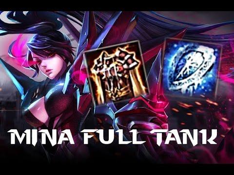 เล่นกับแฟนคลับ MINA FULL TANK SUPPORT ROV