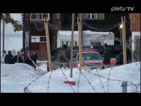 Putin is leaving the WEF in Davos (Super Puma) by plebsTV