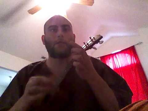 Red Right Ankle Ukulele Cover Youtube