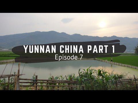 Yunnan Province, China (part 1) - Backpacking China - Episode 7