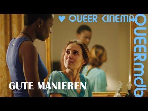 Gute Manieren | Lesbenfilm 2017 -- Full HD Trailer