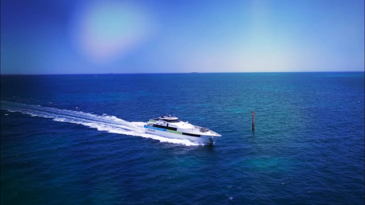 ZF Technology for professional Marine applications in Australia