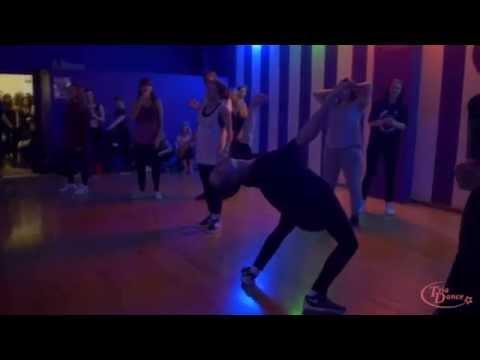 Triadance Dance Studio | Владимир Сидоркин | JAZZ-FUNK workshop