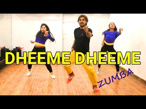 zumba-dheeme-dheeme-|-pati-patni-aur-woh-|-india-fitness-choreography-|-studio-xd