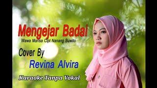 Mengejar Badai - Revina Alvira (Cover by Gasentra) (Karaoke Tanpa Vokal)