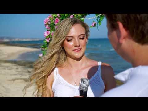 Свадебная церемония на Кипре Свадьба Кипр Свадьба Заграницей Айя Напа , Пафос , Ларнака , Протарас