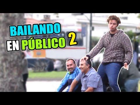 BAILANDO EN PÚBLICO 2