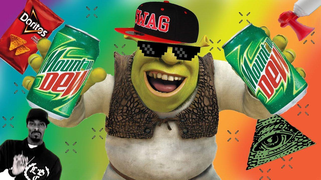 MLG Shrek - YouTube