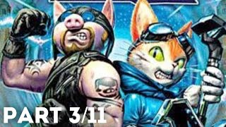Blinx 2 Masters of Time and Space Full Game (PART 3/11)(HD)