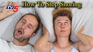 How To Stop Snoring ?   Latest Treatments For  Asthma And Allergy Problems   Health File    TV5 News