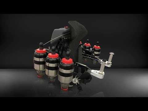 JetPack Aviation : JB11 Engines redundancy system presentation.
