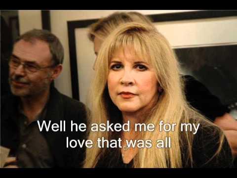 Stevie Nicks Stand Back(With Lyrics).wmv